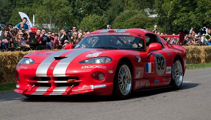 Beaulieu racing