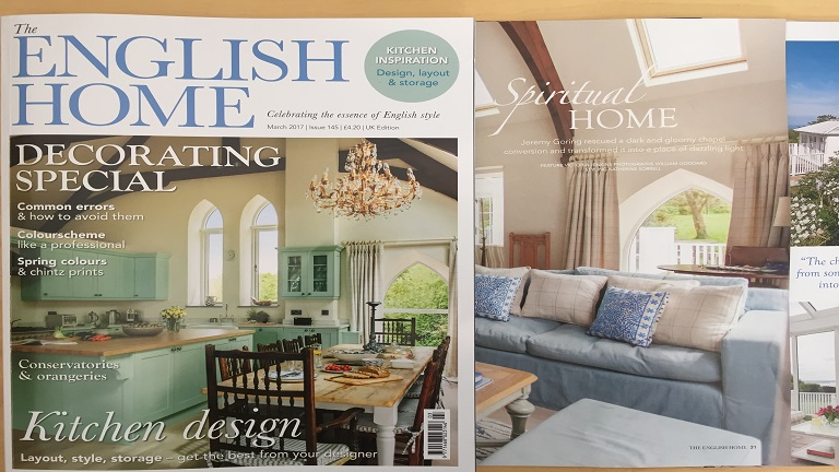 The English Home - March 2017