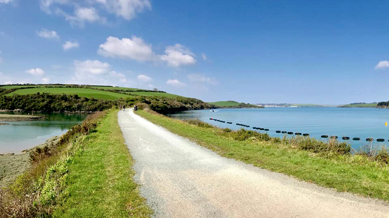 The Camel Trail, Cornwall