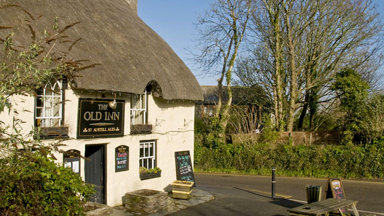The Old Inn, Mullion