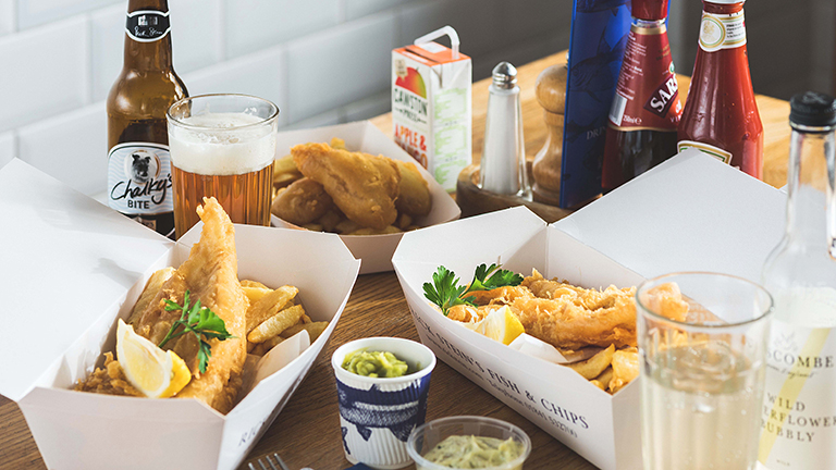Stein's Fish & Chips, Padstow