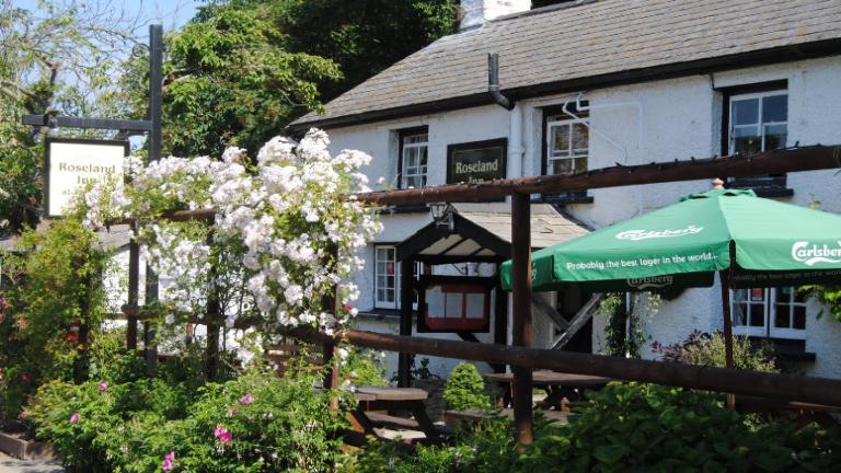 The Roseland Inn, Philleigh