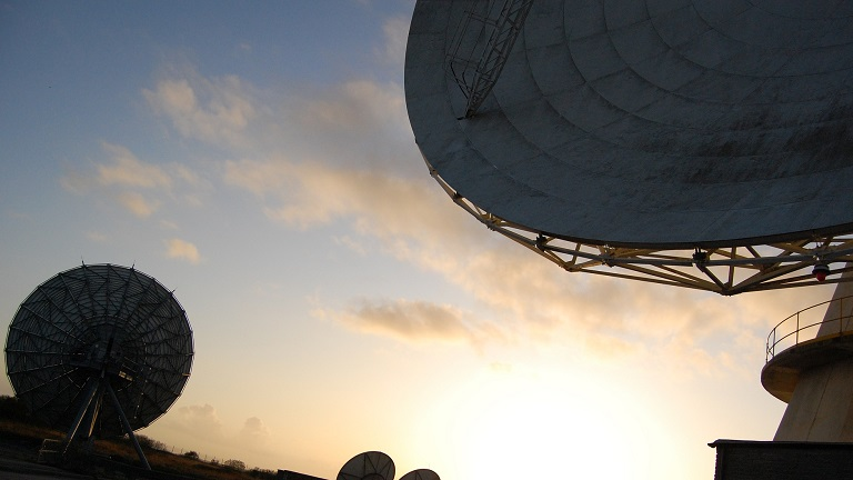 Goonhilly Earth Station, the Lizard