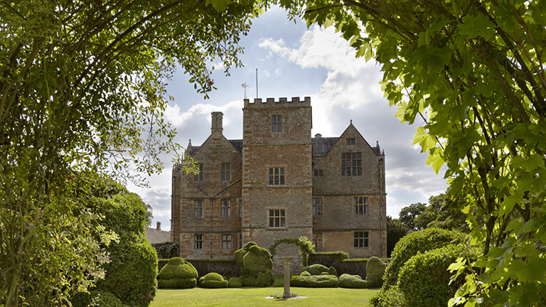 Chastleton House and Gardens, near Moreton-in-Marsh