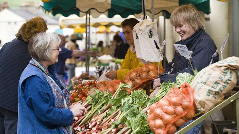 Stroud Farmers' Market
