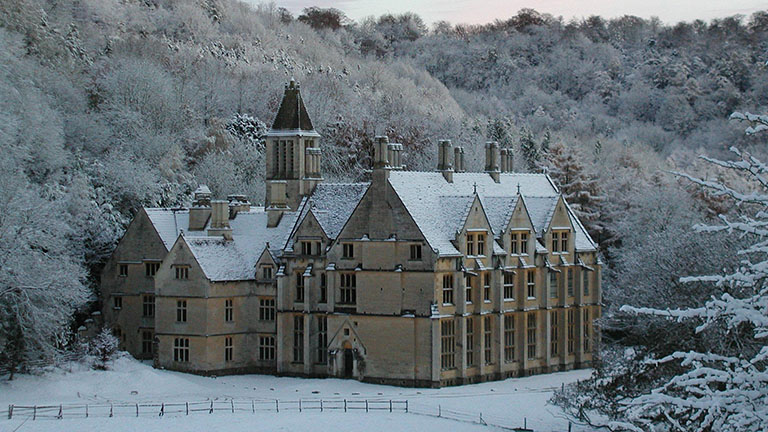 Woodchester Mansion, near Stonehouse