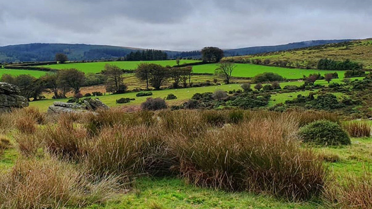 Wild luxury at Thornworthy Barn in the heart of Dartmoor