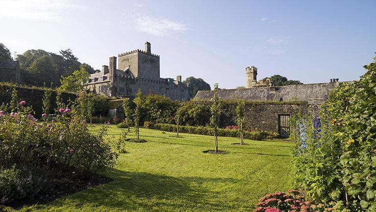 Buckland Abbey, Dartmoor