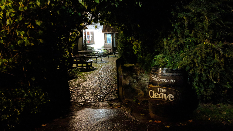 The Cleave, Lustleigh