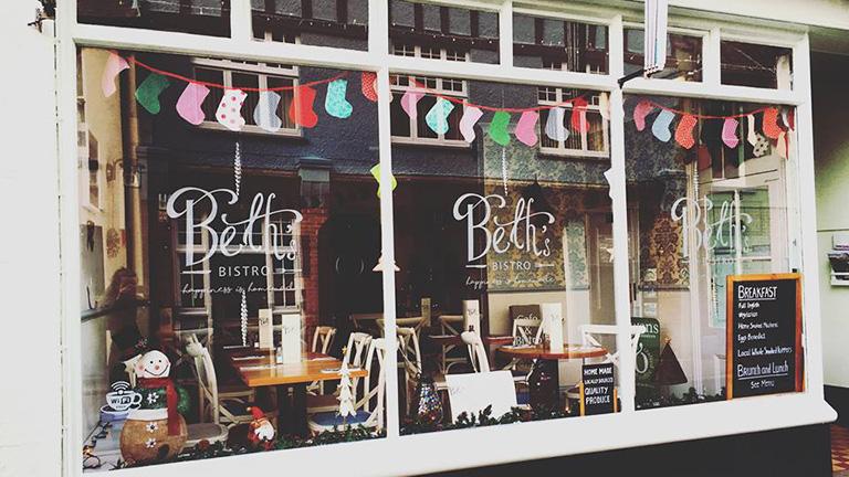 Beth's Bistro, Dartmouth
