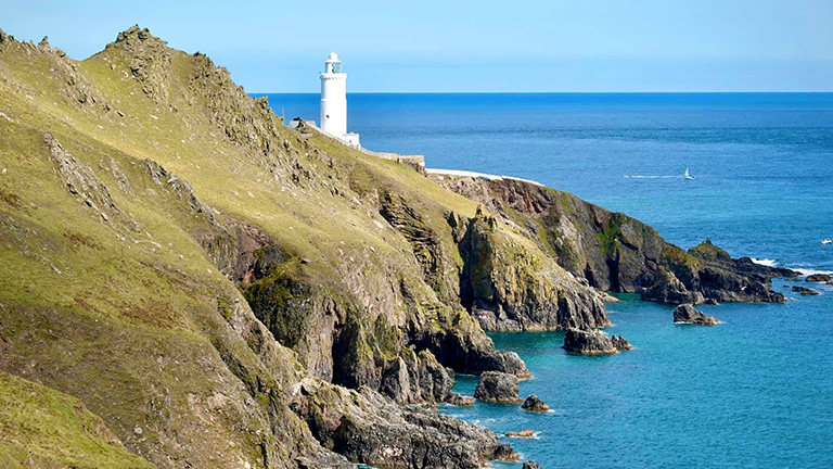 Start Point's Lighthouse, Shipwrecks and Dolphins