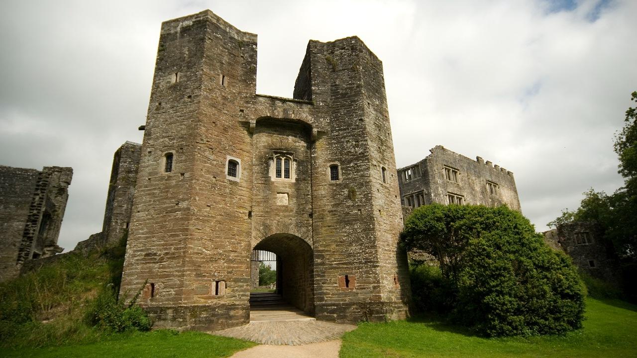 Berry Pomeroy Castle, Totnes