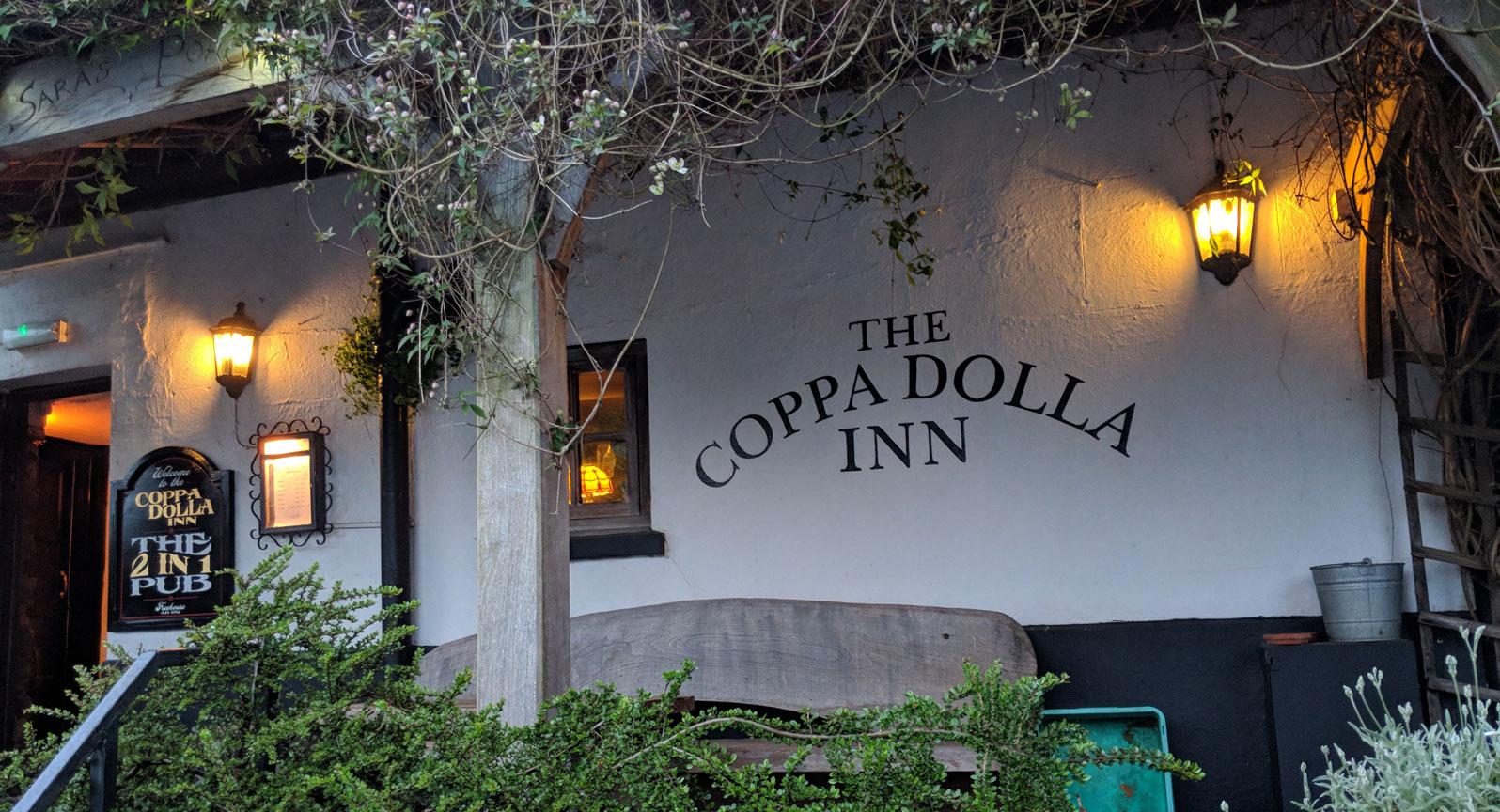 The Coppa Dolla Inn, Devon