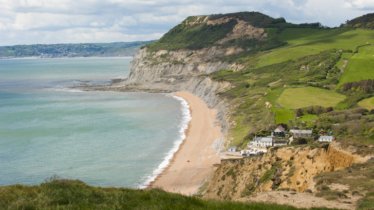 Beautiful beaches in Dorset