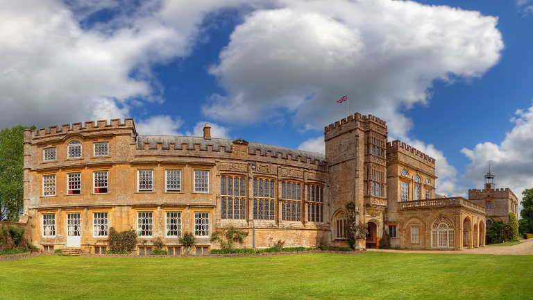 Forde Abbey House and Gardens, Chard