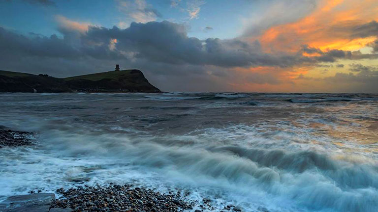 Kimmeridge and Kimmeridge Bay, Dorset