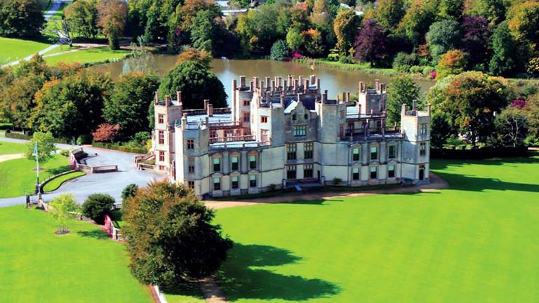 Sherborne Castle & Gardens