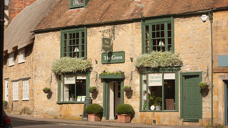 The Green Restaurant, Sherborne