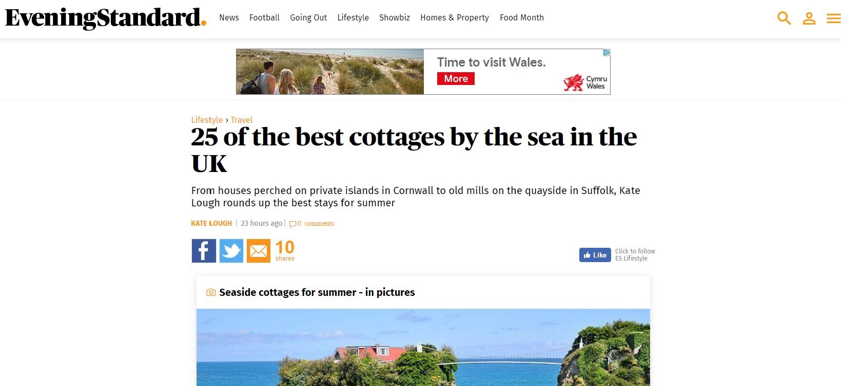 Evening Standard - May 2017