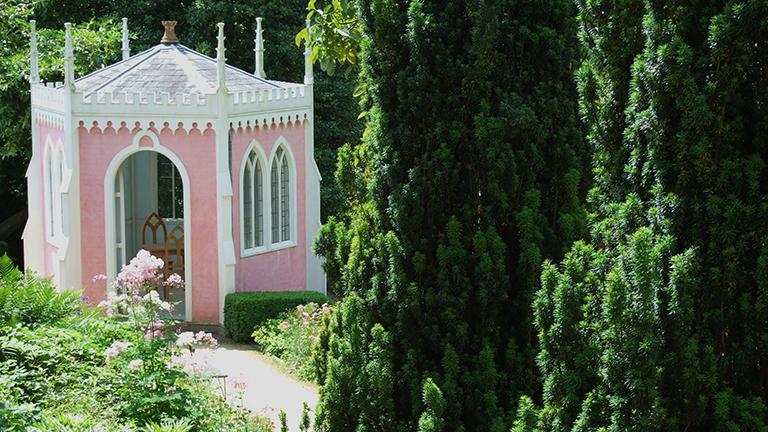 Painswick Rococo Garden, Gloucestershire