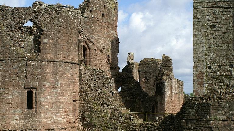 Goodrich Castle, Wye Valley