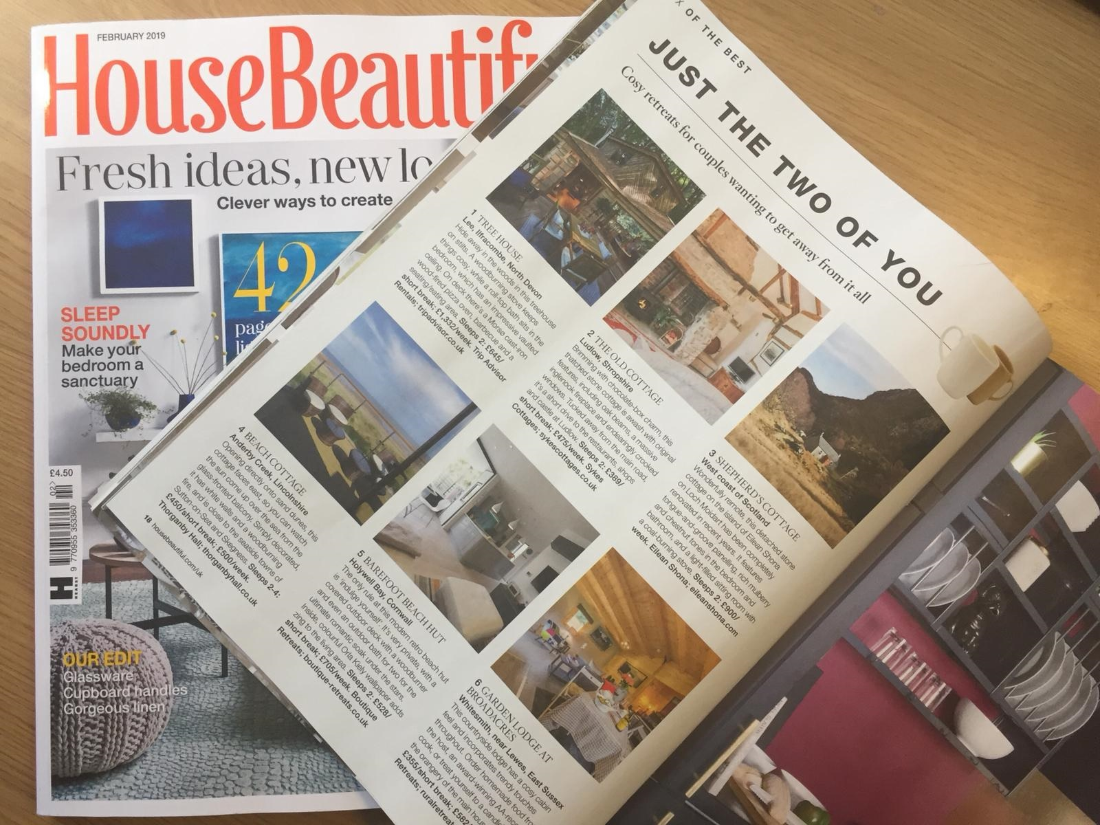 House Beautiful - February 2019