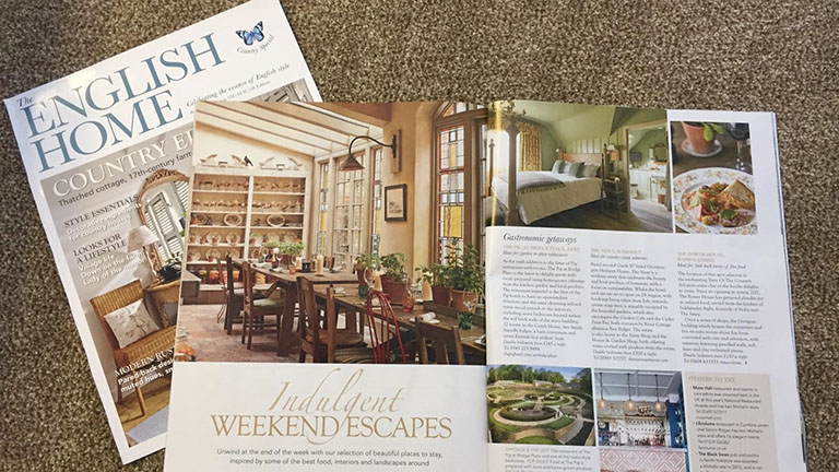 The English Home - August 2019