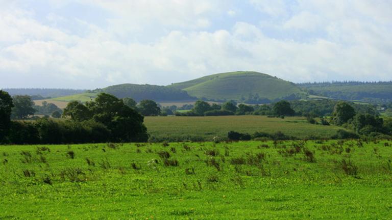 National Trust Cley Hill, Warminster