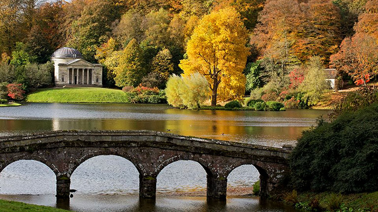 Stourhead House & Garden, Somerset