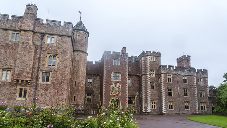 Dunster Castle, near Minehead