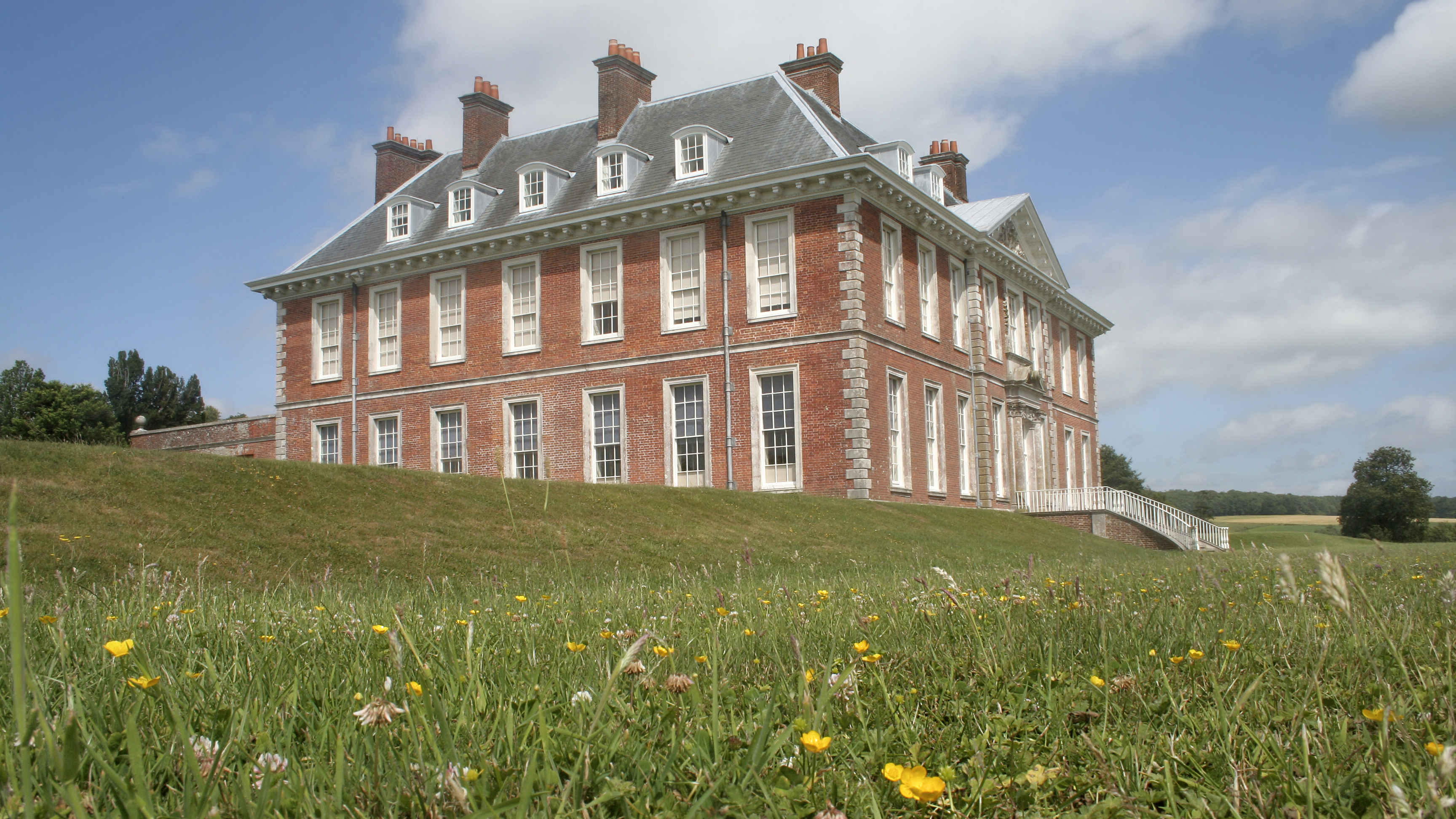 Uppark House and Garden, Petersfield