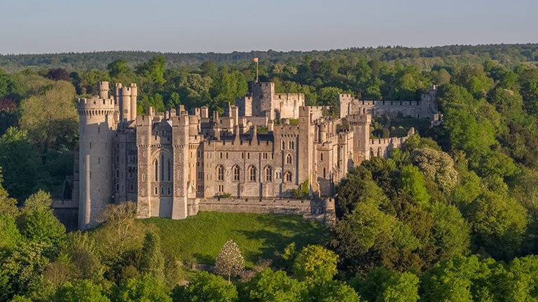 Arundel Castle, Arundel