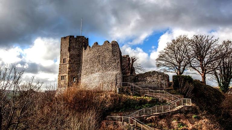 Lewes Castle, Lewes