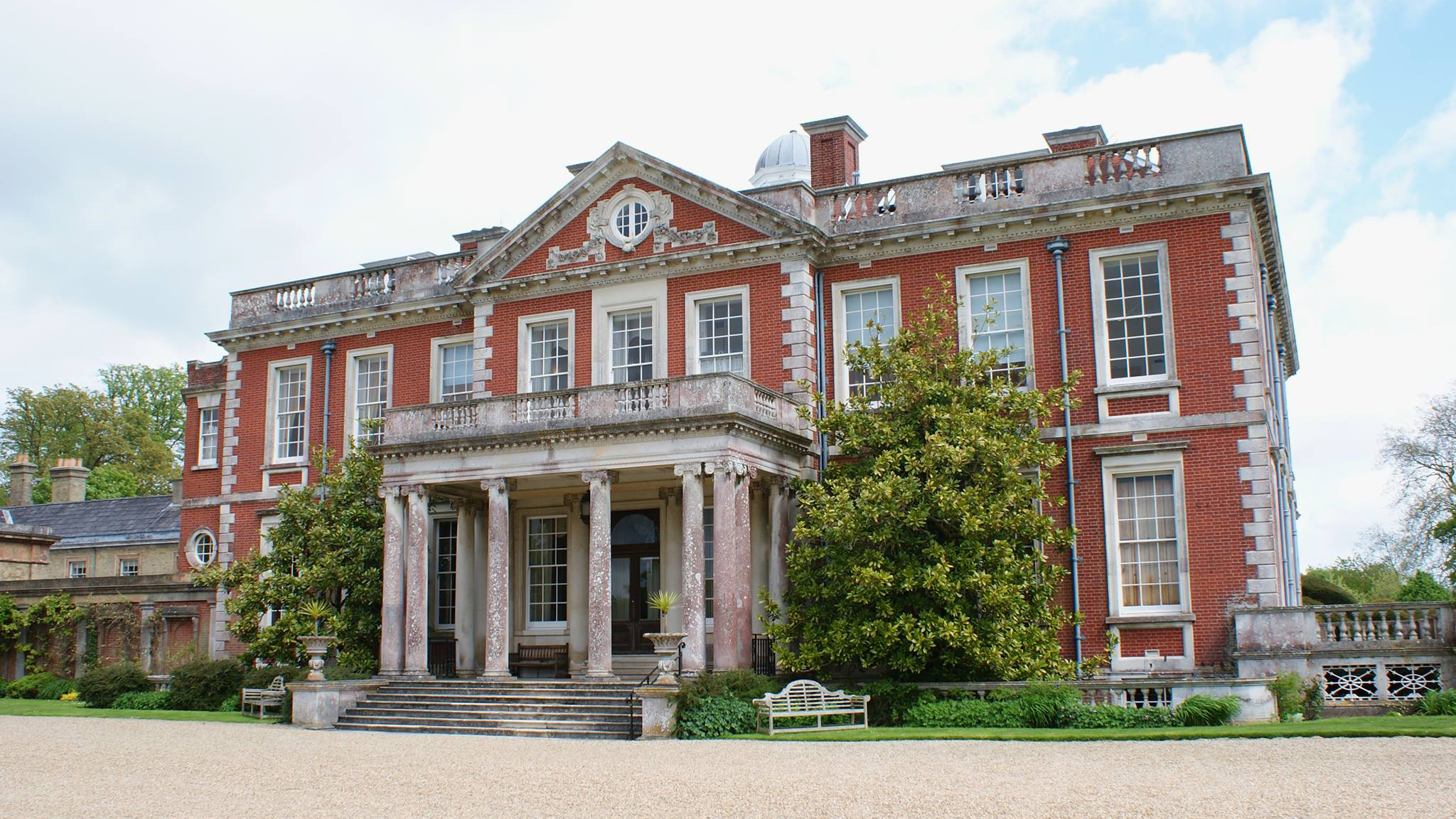 Stansted Park House & Grounds