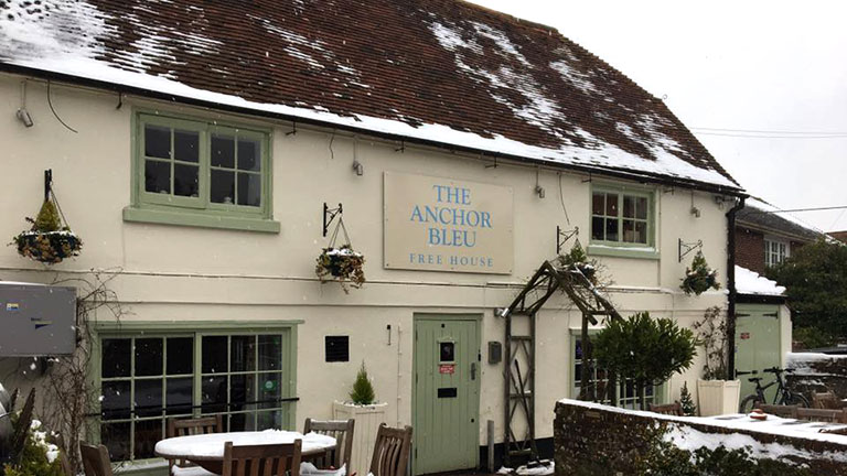 The Anchor Bleu, Bosham