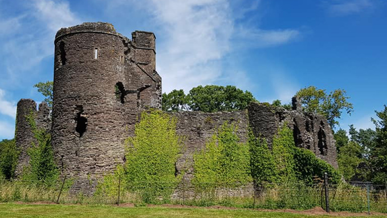 Grosmont Castle, Abergavenny