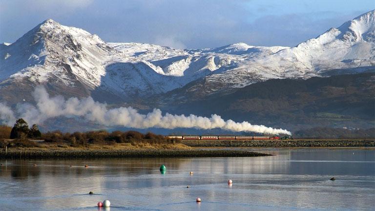 Ffestiniog Railway, Snowdonia National Park