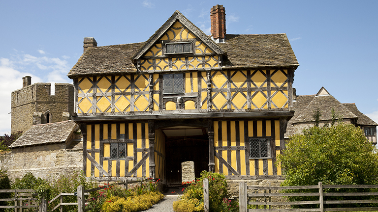 Stokesay Castle, Craven Arms