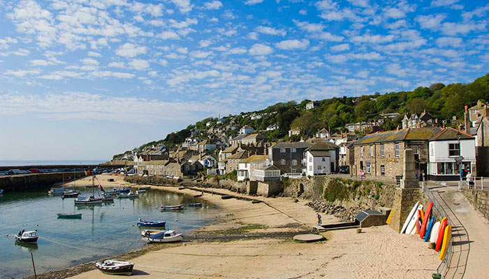 Mousehole Town