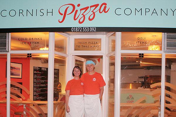 The Cornish Pizza Company