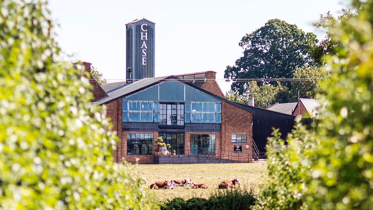 Chase Distillery, Hereford