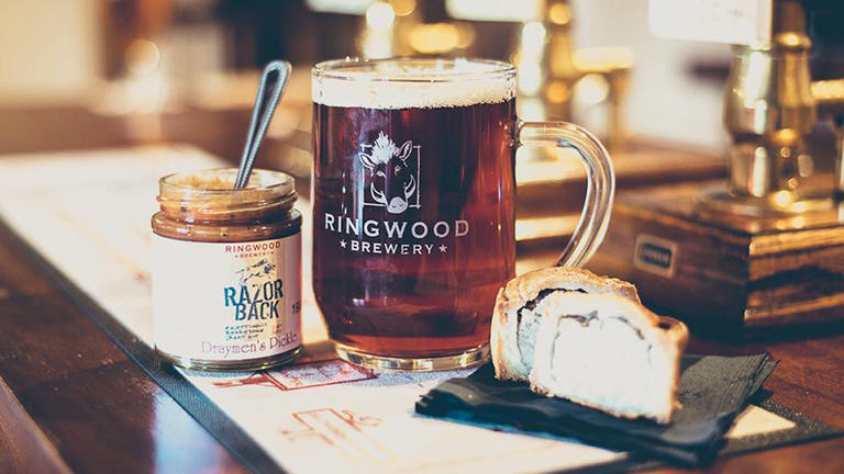 Ringwood Brewery, The New Forest