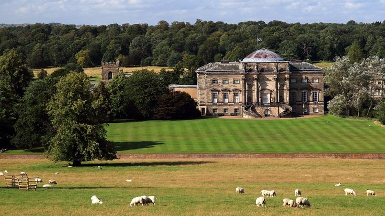 Kedleston Hall, Derbyshire
