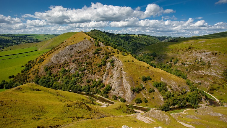 Dovedale National Nature Reserve, Derbyshire