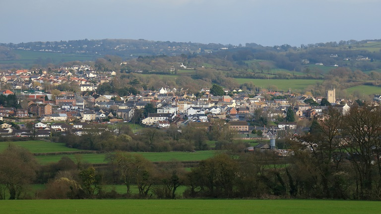 Axminster, Devon
