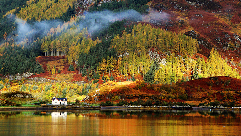 Why we're in love with the autumn getaway