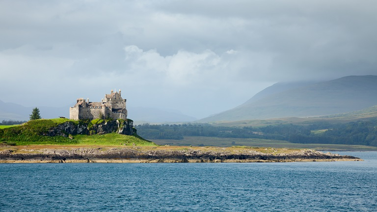 Island History: Explore the Six Castles of Mull