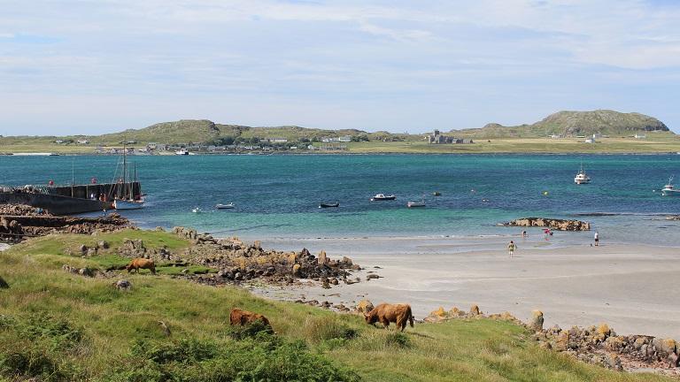 Ten Best Beaches on Mull