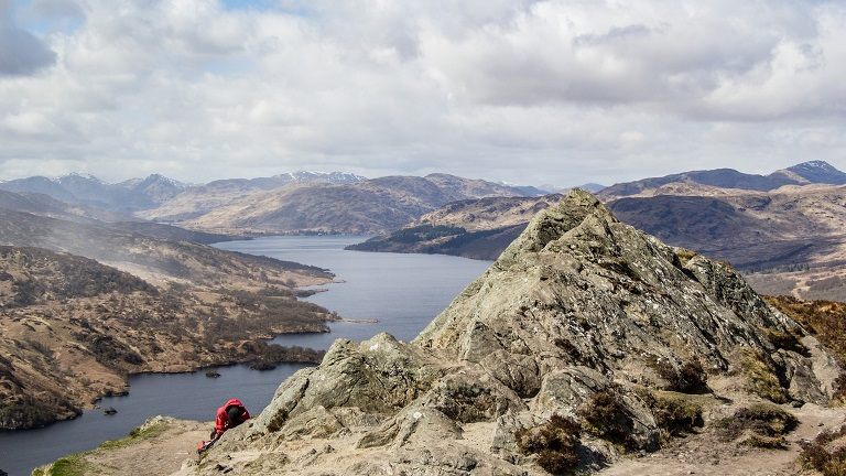 Best Walks and Cycle Trails of Loch Lomond & The Trossachs