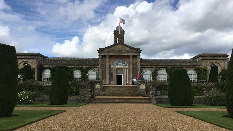 Bowood House and Gardens, Wiltshire